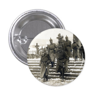 WWI German High Command Button