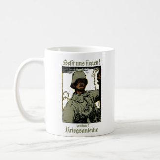 WWI German War Bond Poster Coffee Mug