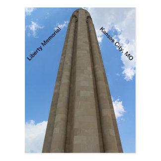 WWI Liberty Memorial # 2 Postcard