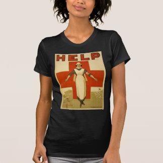 WWI - Red Cross Shirt