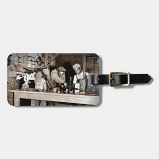 WWII Airmen Armorers Luggage Tag