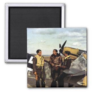 WWII German ME-109 Pilots Magnet