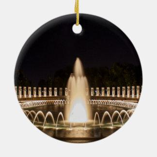 WWII Memorial Ornament