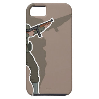 WWII soldier Case For The iPhone 5
