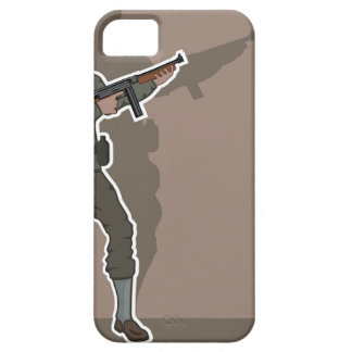 WWII soldier iPhone 5 Covers