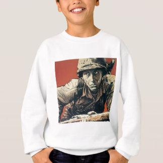 WWII Soldier Sweatshirt