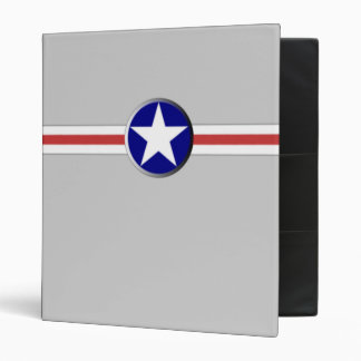 WWII Style Binder