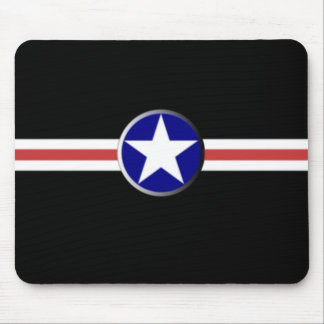 WWII Style Mouse Pad