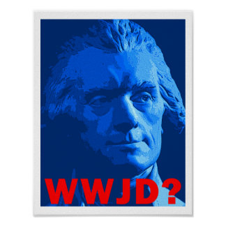 WWJD? Poster