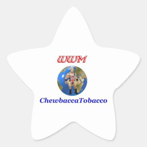 WWM Chewey sticker