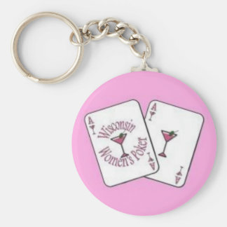 WWP Keychain or Poker Card Guard