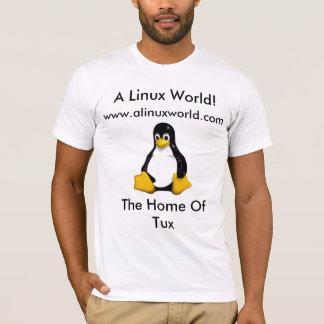 www.alinuxworld.com t-shirt