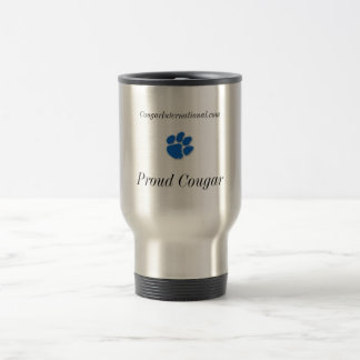 www.CougarInternational.com Cougar/Cub Clothing Travel Mug