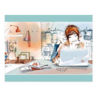 www.Garcya.us_stylish_people_6_800x600 Postcard