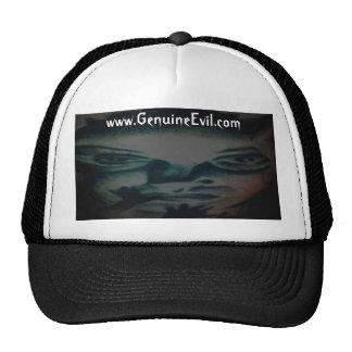 www.GenuineEvil.com hat