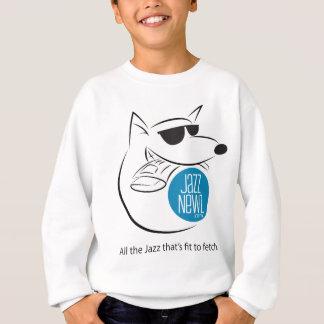 www.JazzNewz.com Sweatshirt