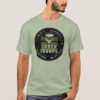 WWW.LOSTZOMBIES.COM    Shock Troops t's T-Shirt