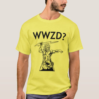 WWZD - Light tee