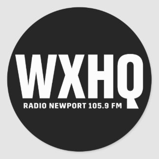 WXHQ Stickers