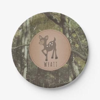 Wyatt Deer Plate Camo