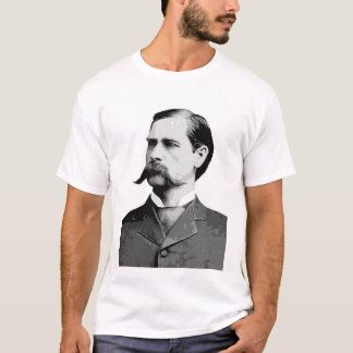 WYATT EARP OLD WEST LEGEND T-SHIRT