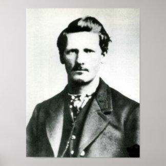 Wyatt Earp Old West Print