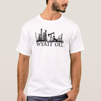 Wyatt Oil (Black Logo) T-Shirt
