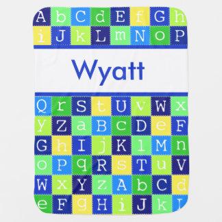 Wyatt's Personalized Blanket