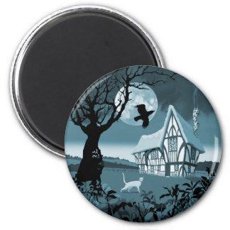 Wychetts Magnet- Cottage Magnet