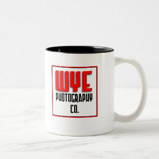 wye photo 3  Two-Tone coffee mug