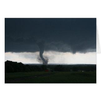 Wynnewood, OK EF4 Tornado Greeting Card
