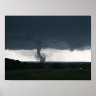 Wynnewood, OK EF4 Tornado Poster