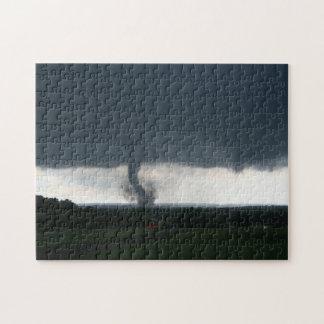 Wynnewood, OK EF4 Tornado Puzzle