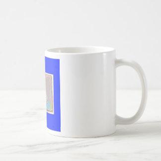 """Wyoming 4 Life"" State Map Pride Design Coffee Mug"