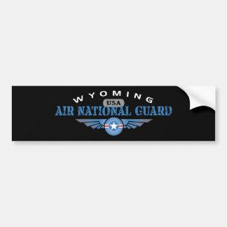 Wyoming Air National Guard Bumper Sticker