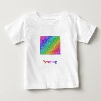 Wyoming Baby T-Shirt