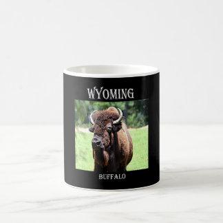 Wyoming Buffalo (Bison) Coffee Mug