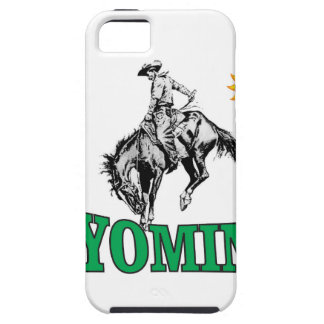 Wyoming cowboy case for the iPhone 5