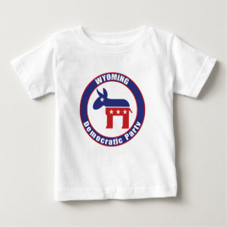 Wyoming Democratic Party Baby T-Shirt