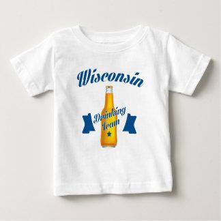 Wyoming Drinking team Baby T-Shirt