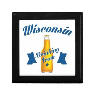 Wyoming Drinking team Gift Box