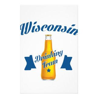 Wyoming Drinking team Stationery