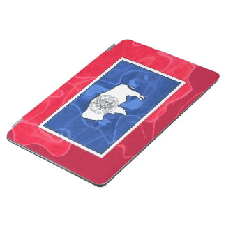 WYOMING FLAG iPad AIR COVER