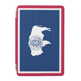 Wyoming Flag iPad Mini Cover