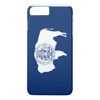Wyoming Flag iPhone 8 Plus/7 Plus Case
