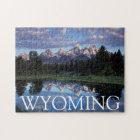 Wyoming, Grand Teton National Park 4 Jigsaw Puzzle