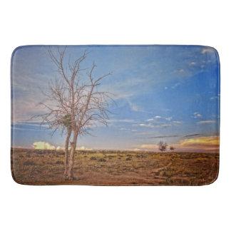 Wyoming High Desert Beauty Bath Mat Landscape