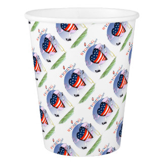 Wyoming loud and proud, tony fernandes paper cup