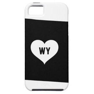 Wyoming Love Case For The iPhone 5