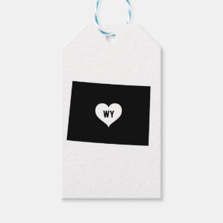 Wyoming Love Gift Tags